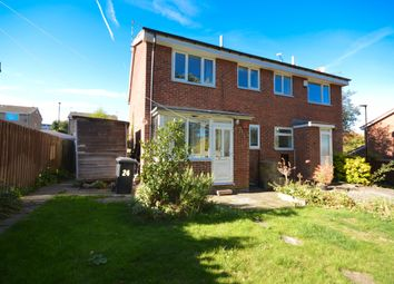 Thumbnail 1 bed terraced house for sale in Oakworth Close, Halfway, Sheffield