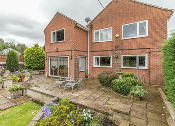 Thumbnail 4 bed detached house for sale in Ripley Road, Heage, Belper, Derbyshire