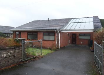 Thumbnail 3 bed detached bungalow for sale in New Church Street, Cefn Coed, Merthyr Tydfil