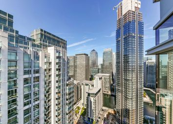 Thumbnail 1 bedroom flat for sale in South Quay Plaza, Canary Wharf, London