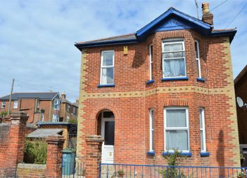 Thumbnail 3 bed detached house for sale in Well Street, Ryde