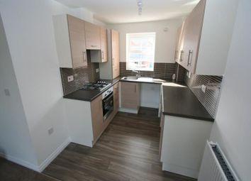 Thumbnail 2 bed flat to rent in Raby Road, Hartlepool