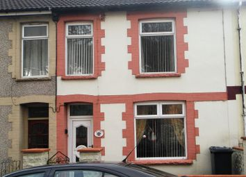 Thumbnail 2 bed terraced house for sale in The Laurels, Mountain Ash