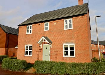 Thumbnail 4 bed detached house for sale in Rochester Close, Meon Vale, Stratford Upon Avon