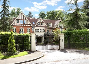 Thumbnail 2 bed flat for sale in Brockenhurst House, Brockenhurst Road, Ascot, Berkshire