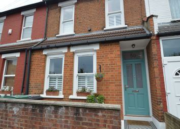 Thumbnail 2 bed terraced house for sale in Hanbury Road, London
