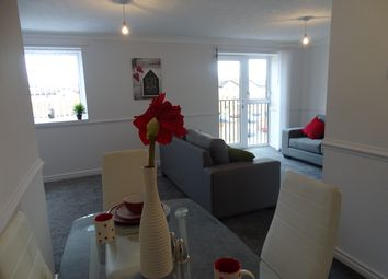 Thumbnail 3 bed flat to rent in Helen House, Thornaby