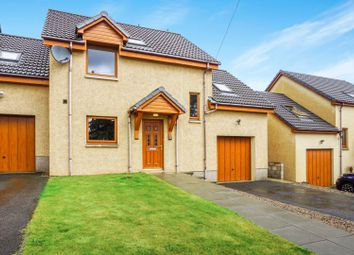 Thumbnail 4 bedroom link-detached house for sale in Archiestown, Aberlour