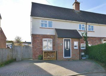 Thumbnail 3 bedroom semi-detached house for sale in Sandhurst Avenue, Pembury, Tunbridge Wells