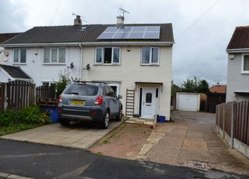 Thumbnail 3 bed semi-detached house to rent in Heath Grove, Bolton-Upon-Dearne