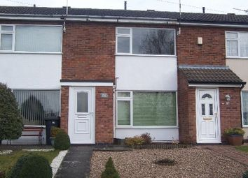 Thumbnail 2 bed terraced house to rent in Clifton Way, Hinckley