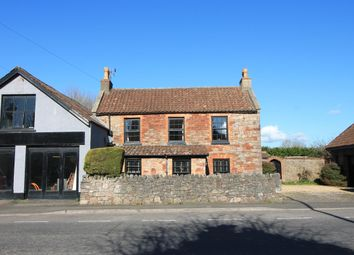 Station Road, Congresbury, North Somerset BS49. 4 bed detached house for sale