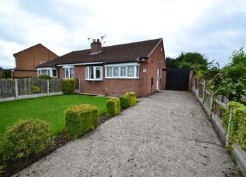 Thumbnail 2 bedroom semi-detached bungalow for sale in Ings Walk, South Kirkby, Pontefract