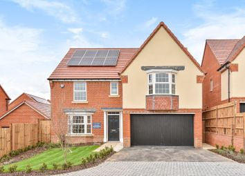 Thumbnail 4 bed detached house for sale in Dewberry Grove, St James Place, Chalton Lane, Clanfield