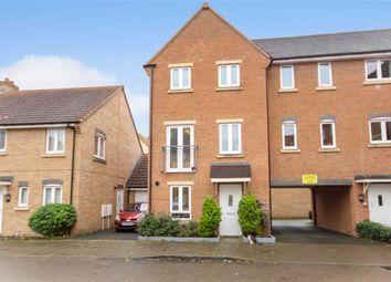 Thumbnail 3 bedroom semi-detached house for sale in Piernik Close, Haydon End, Swindon