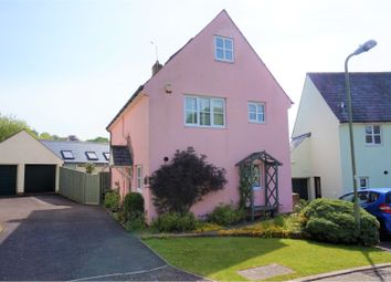 Thumbnail 5 bed detached house for sale in Charwell Meadow, Exeter