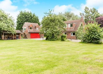 Thumbnail 4 bed bungalow for sale in Waterworks Cottages, Millhouse Woods Lane, Cottingham