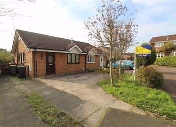 Thumbnail 2 bed semi-detached bungalow for sale in Ash Meadow, Lea, Preston