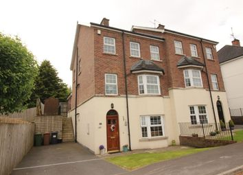 Thumbnail 4 bed semi-detached house for sale in Cambric Court, Dromore