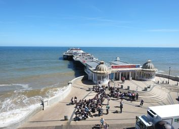 Thumbnail 1 bedroom flat for sale in New Parade, Cromer