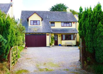 Thumbnail 4 bed detached house for sale in Meadow Banks, Church Road, Highampton, Beaworthy