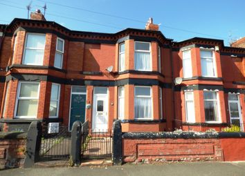 Thumbnail 3 bed terraced house for sale in Adelaide Road, Tranmere, Birkenhead