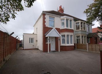 Thumbnail 3 bedroom semi-detached house for sale in Chestnut Avenue, Blackpool