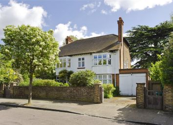 Thumbnail 5 bed detached house for sale in Ailsa Road, Twickenham