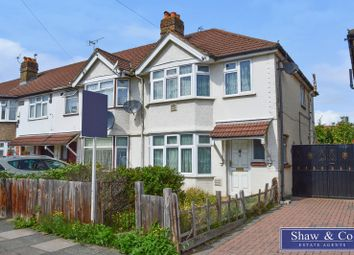 Thumbnail 3 bed end terrace house for sale in Byron Avenue, Hounslow