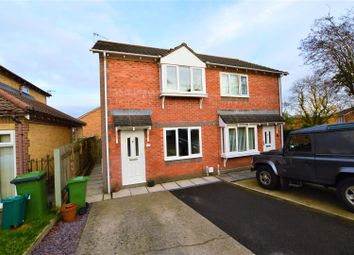 Thumbnail 2 bedroom semi-detached house for sale in Trem Y Garth, Llanharry, Pontyclun