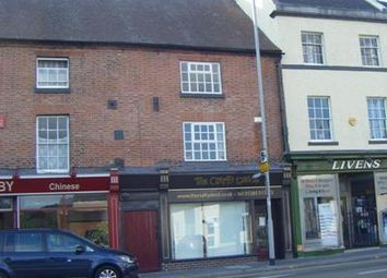 Thumbnail Retail premises to let in 100 High Street, Burton Upon Trent, Staffordshire