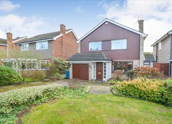 Thumbnail 4 bed detached house for sale in Belvedere Close, Keyworth, Nottingham