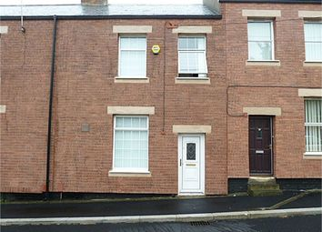Thumbnail 2 bed terraced house for sale in Pine Street, Stanley, Durham