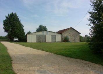 Thumbnail Barn conversion for sale in Clussais-La-Pommeraie, Deux Sevres, France