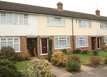 Thumbnail 3 bed terraced house to rent in Lansdown Close, Woking