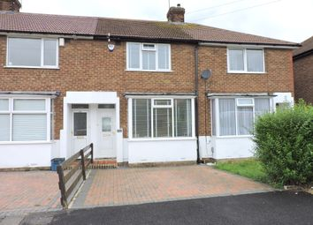 Thumbnail 2 bed terraced house for sale in Stapleford Road, Luton