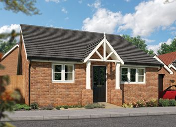 "Thumbnail 2 bedroom bungalow for sale in ""The Elm "" at Hobnock Road, Essington, Wolverhampton"
