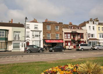 Thumbnail 3 bed flat for sale in The Strand, Walmer, Deal