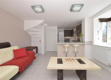 Thumbnail 4 bed semi-detached house for sale in Coleridge Crescent, Littlehampton, West Sussex