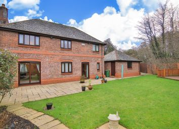 Thumbnail 4 bed detached house for sale in Cae Garw, Thornhill, Cardiff
