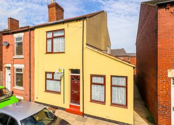 Thumbnail 3 bed semi-detached house for sale in George Street, Altofts, Normanton