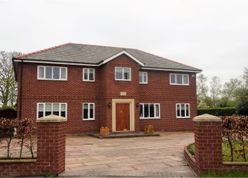 Thumbnail 4 bedroom detached house for sale in Long Moss Lane, Whitestake, Preston