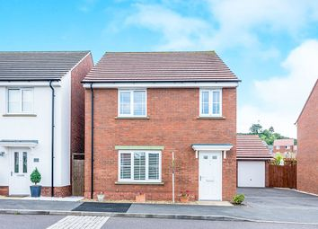 Thumbnail 4 bedroom detached house for sale in The Ashes, St. Georges, Telford