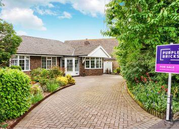 Thumbnail 3 bed detached bungalow for sale in Grainsby Avenue, Holton Le Clay, Grimsby