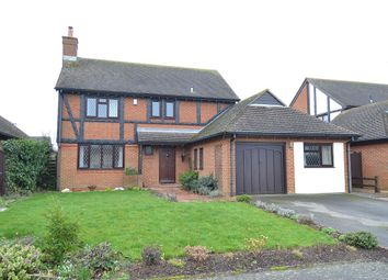 Thumbnail 4 bed detached house for sale in Polo Way, Chestfield, Whitstable