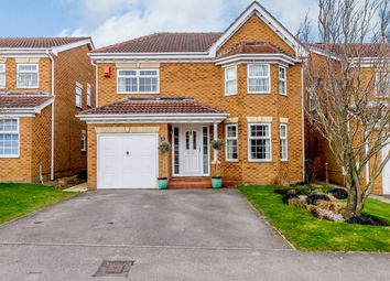 Thumbnail 4 bed detached house for sale in Stratford Way, Rotherham