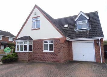 Thumbnail 4 bed detached house for sale in Sycamore Close, Burbage, Hinckley