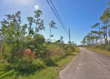 Thumbnail Land for sale in Grand Bahama, The Bahamas