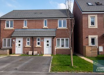 3 bed semi-detached house for sale in Pearl Close, Kings Down, Bridgwater TA6