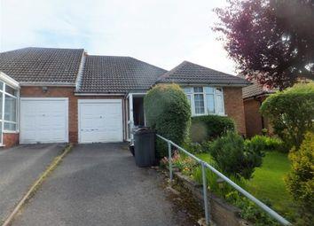 Thumbnail 2 bed semi-detached bungalow for sale in Brentnall Drive, Four Oaks, Sutton Coldfield